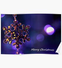 Star for Christmas Poster