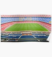 Póster Camp Nou (FC Barca)