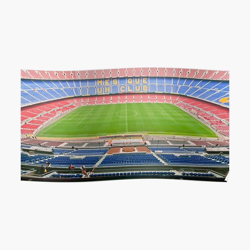 Camp Nou (FC Barca) Poster