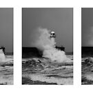 South Gare Lighthouse Unveiled (Sequence) by PaulBradley