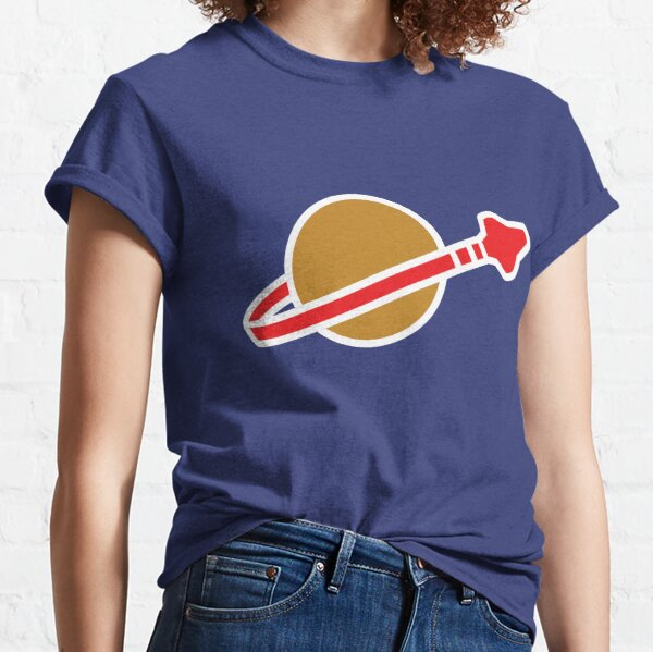 Classic Space Logo Classic T-Shirt