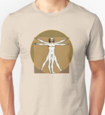 Vitruvian Dude T-Shirt