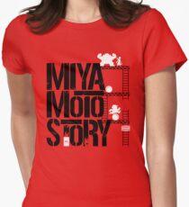 Miyamoto Story Women's Fitted T-Shirt