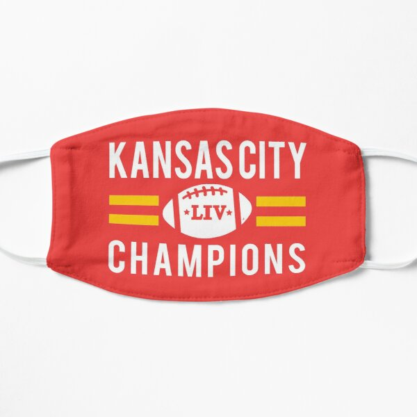 KC Face mask Kansas City facemask Kansas City Red KC 2020 World Champions Champs Kc Sports Fan Classics Mask