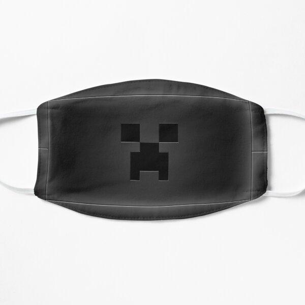 Minecraft Mouth Flat Mask