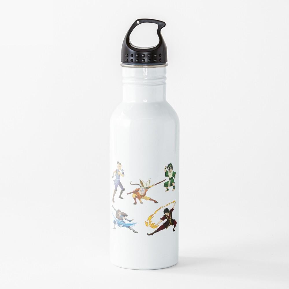 Avatar: The Last Airbender  |  Team Avatar Water Bottle