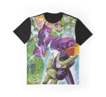 Gohan vs Cell Graphic T-Shirt