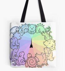 Twelve Guardians Tote Bag