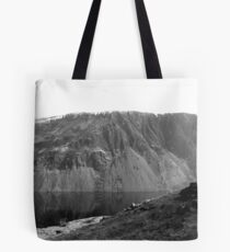 The Screes, Wast Water. Lake District National Park. Tote Bag