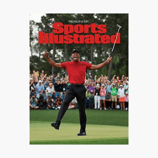 Sports Illustrated - Tiger Woods Masters 2019 Impression photo