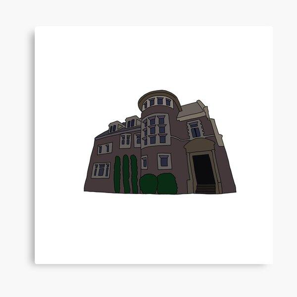 Maison du meurtre AHS Impression sur toile