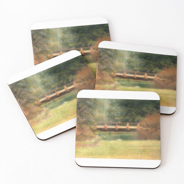 DUCK CREEK  Coasters (Set of 4)