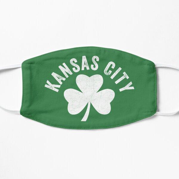 KC Face mask Kansas City facemask Kansas City Irish KC Ireland Kc Local Irish Community Mask