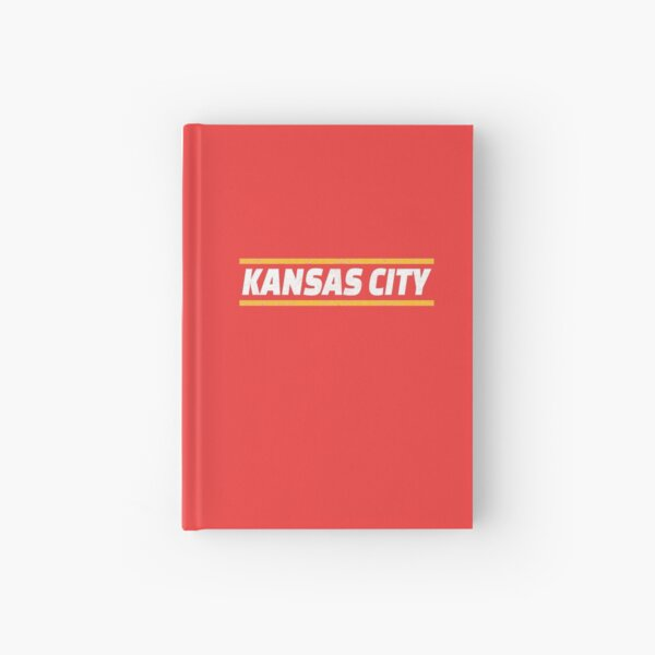 Kansas City Locals Football KC Kingdom Kc Hometown Gear Hardcover Journal