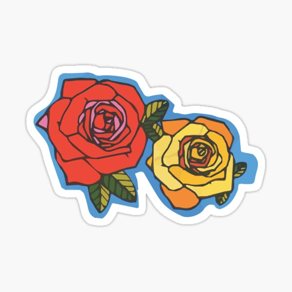 LANY Last Time Sticker