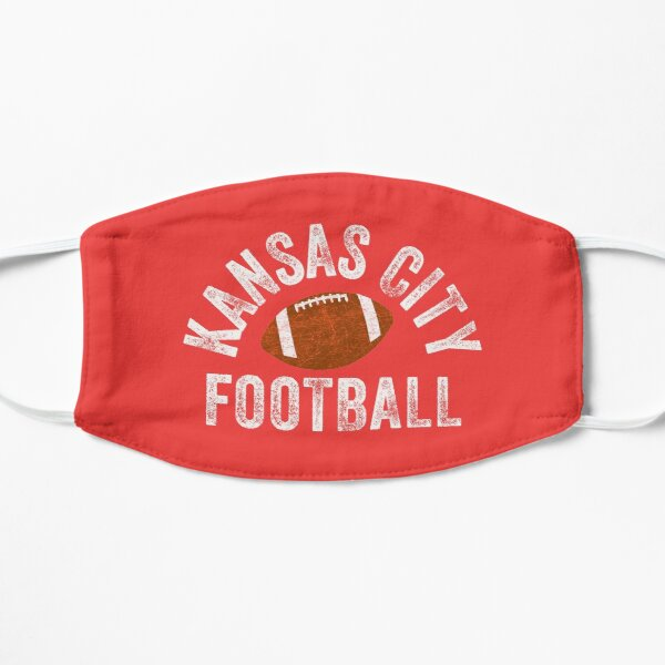 Kansas City Football Tribal KC Vintage football Kc Classic KC Face mask Kansas City facemask Mask