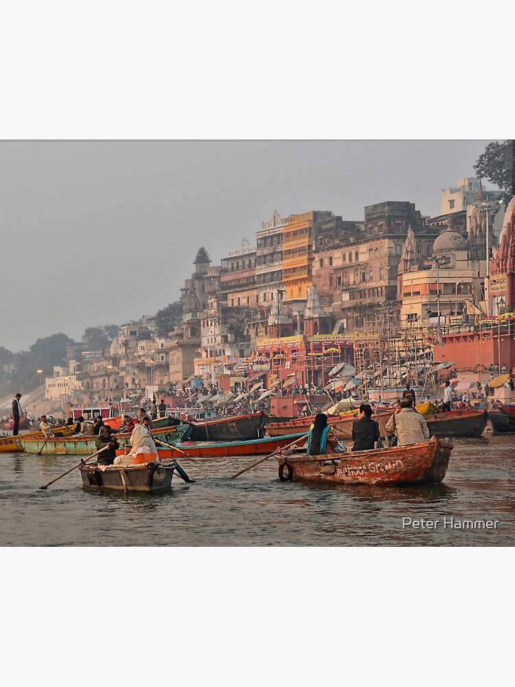 Varanasi by PeterH
