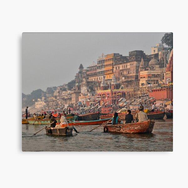 Varanasi Canvas Print