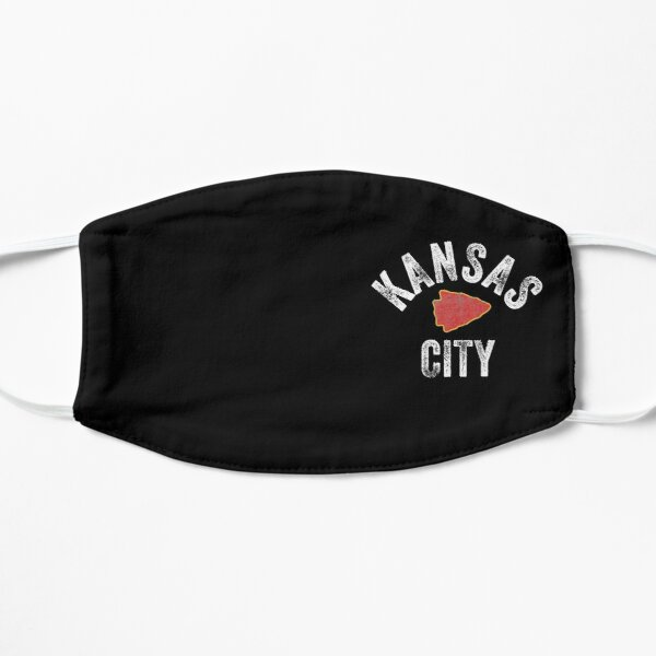 KC Football Tribal Kansas City football Vintage Red Arrowhead Kc Fan Kansas city Mask