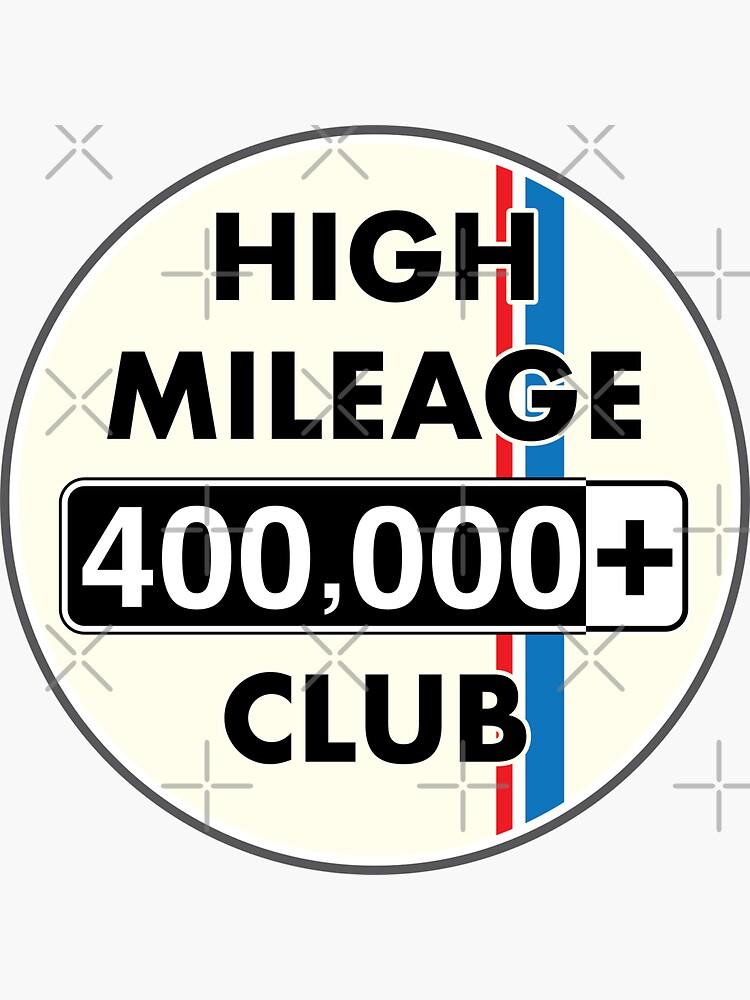 V-Dub High Mileage Club - 400,000+ Miles by brainthought