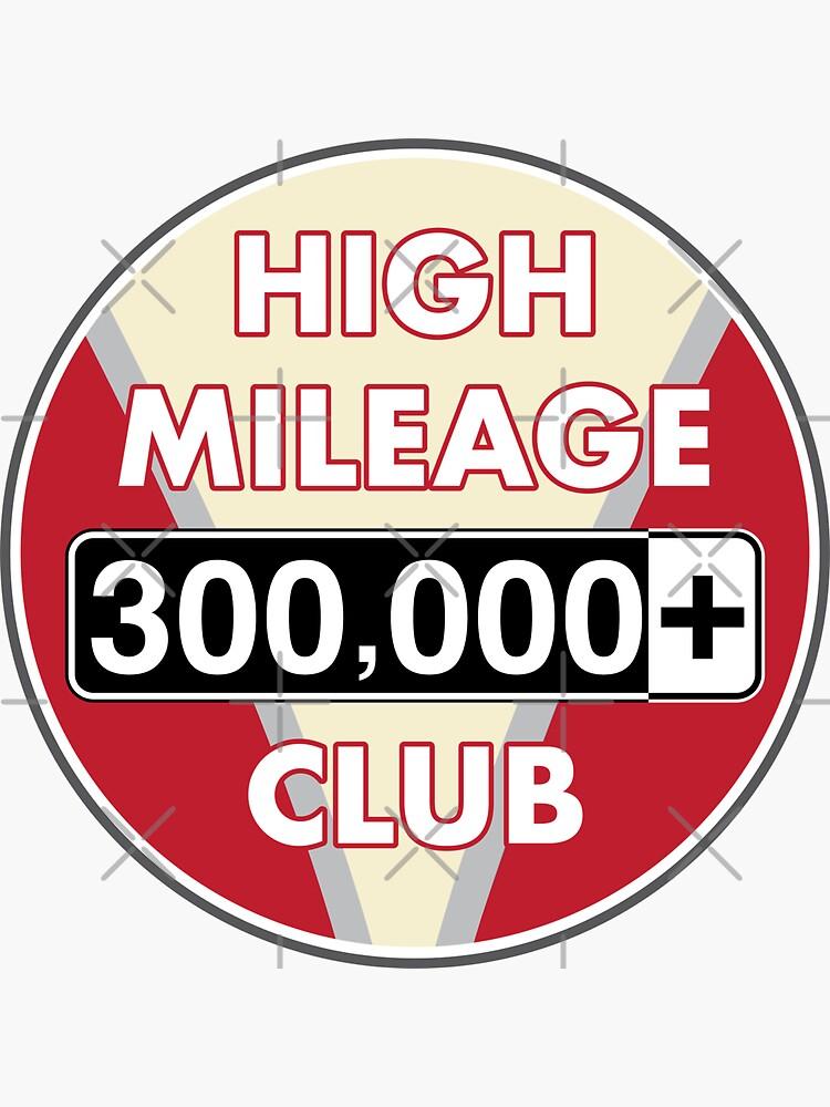 V-Dub High Mileage Club - 300,000+ Miles by brainthought