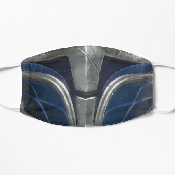 Mortal Kombat Sub Zero Mask Mask By Vector Planet Redbubble