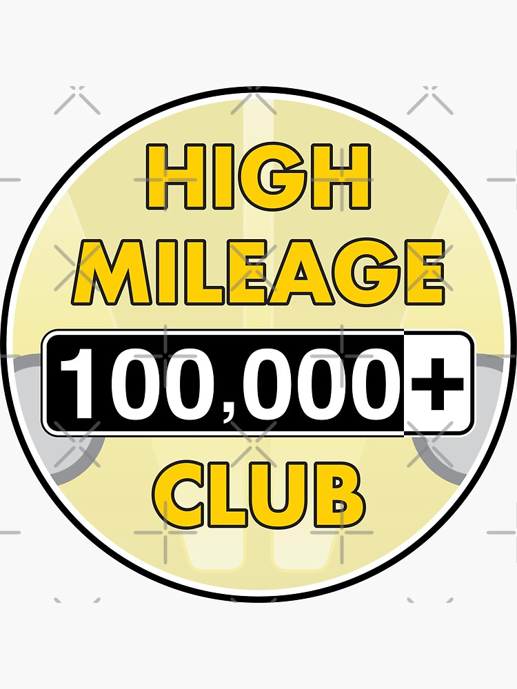 V-Dub High Mileage Club - 100,000+ Miles by brainthought