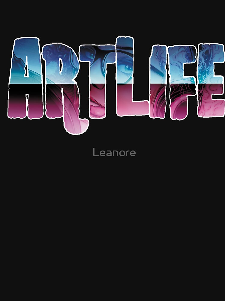 ArtLife with Leanore (Fancy Logo) by Leanore