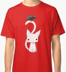 Cat and Raven Classic T-Shirt