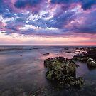 Black Rock Sunset by Brad Tierney