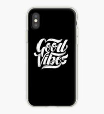 Vinilo o funda para iPhone Good Vibes - Feel Good camiseta Design
