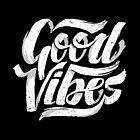 Good Vibes - Feel Good T-Shirt Design by Sebastian Stadler
