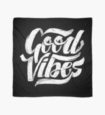 Good Vibes - Feel Good T-Shirt Design Scarf