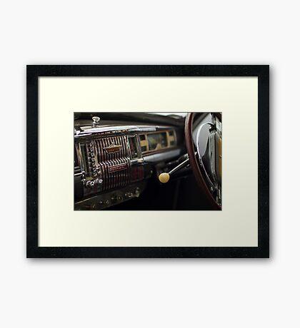 DeSoto By Chrysler Framed Print