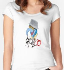 Dr. Gonzo Women's Fitted Scoop T-Shirt