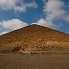 Red Pyramid - Dahshur Egypt by renprovo