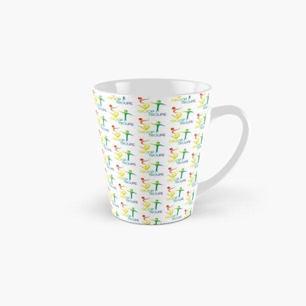 Rainbow Swoop Troupe Logo Tall Mug