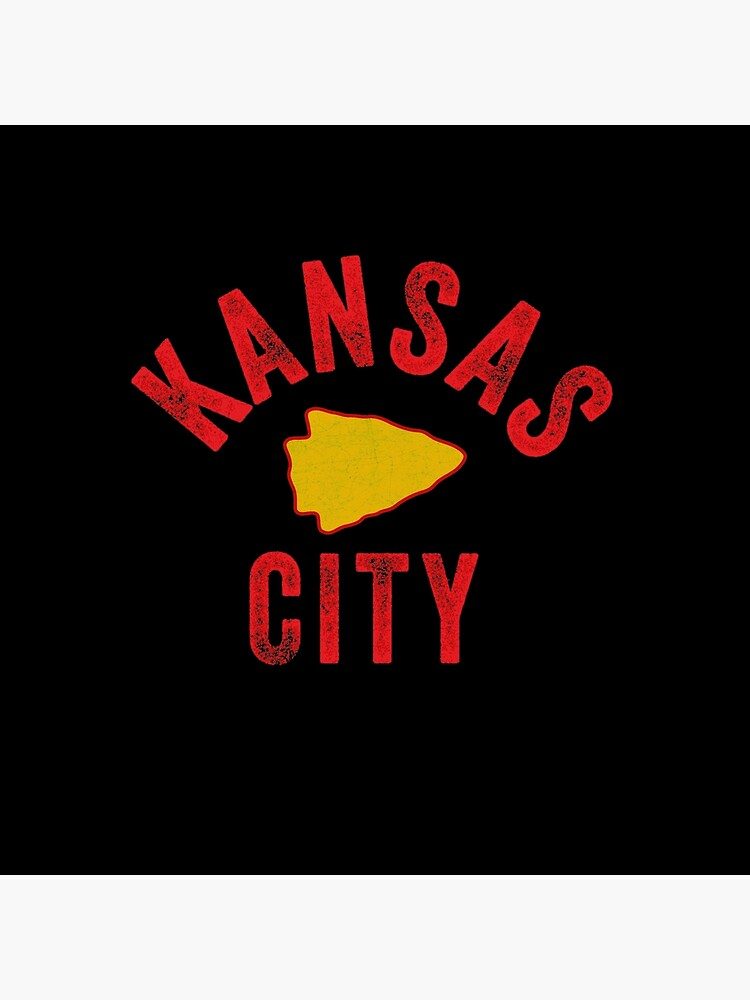 KC Football Tribal Gear Arrowhead Kansas City Vintage Kc Fan Local Pro Gear KC Face mask Kansas City facemask by kcfanshop