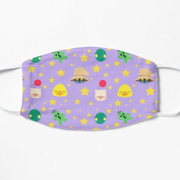 ff pattern lilac Mask