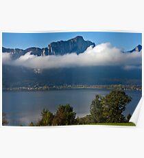Lake Mondsee Poster