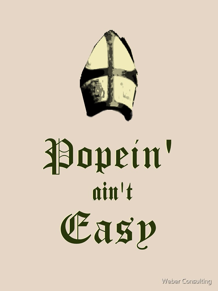 Popein' ain't Easy by HalfNote5