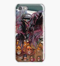 Purple Plummage iPhone Case/Skin