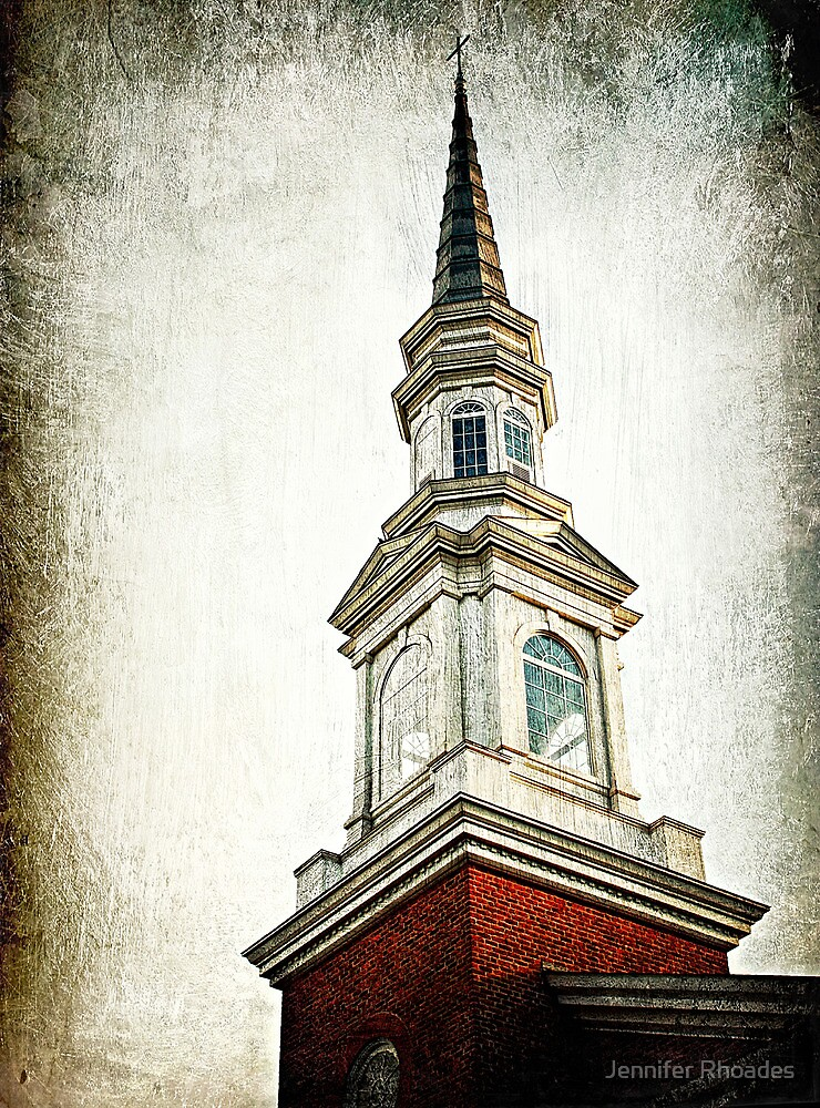 Steeple by Jennifer Rhoades