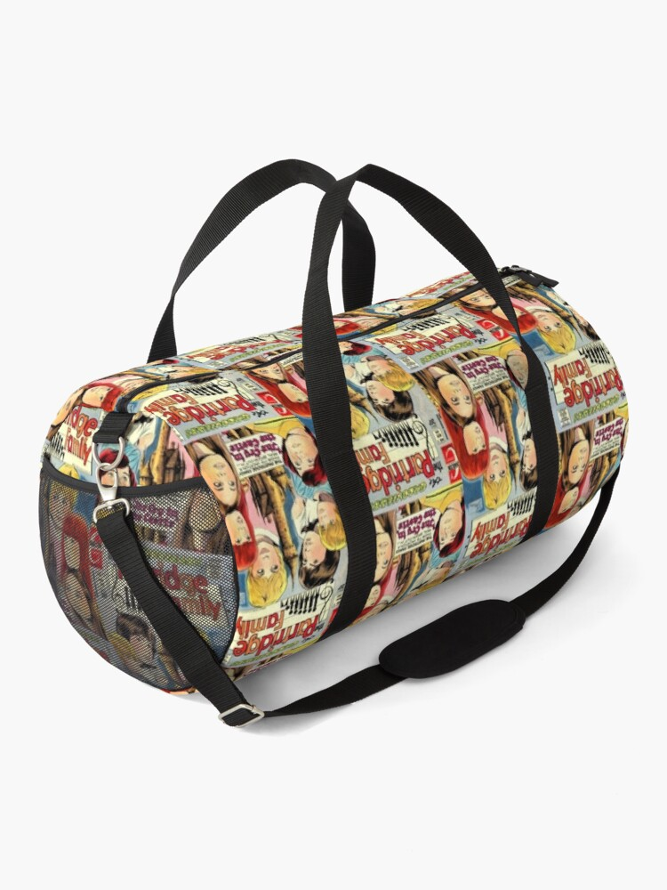 Alternate view of Partridge Family - The Cry in the Castle Duffle Bag