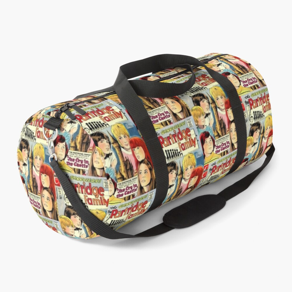 Partridge Family - The Cry in the Castle Duffle Bag