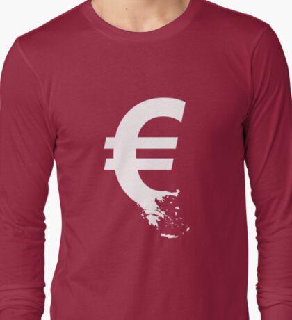 Universal Unbranding - The Greek Collapse T-Shirt