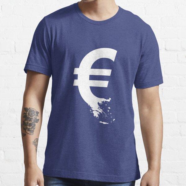 Universal Unbranding - The Greek Collapse Essential T-Shirt