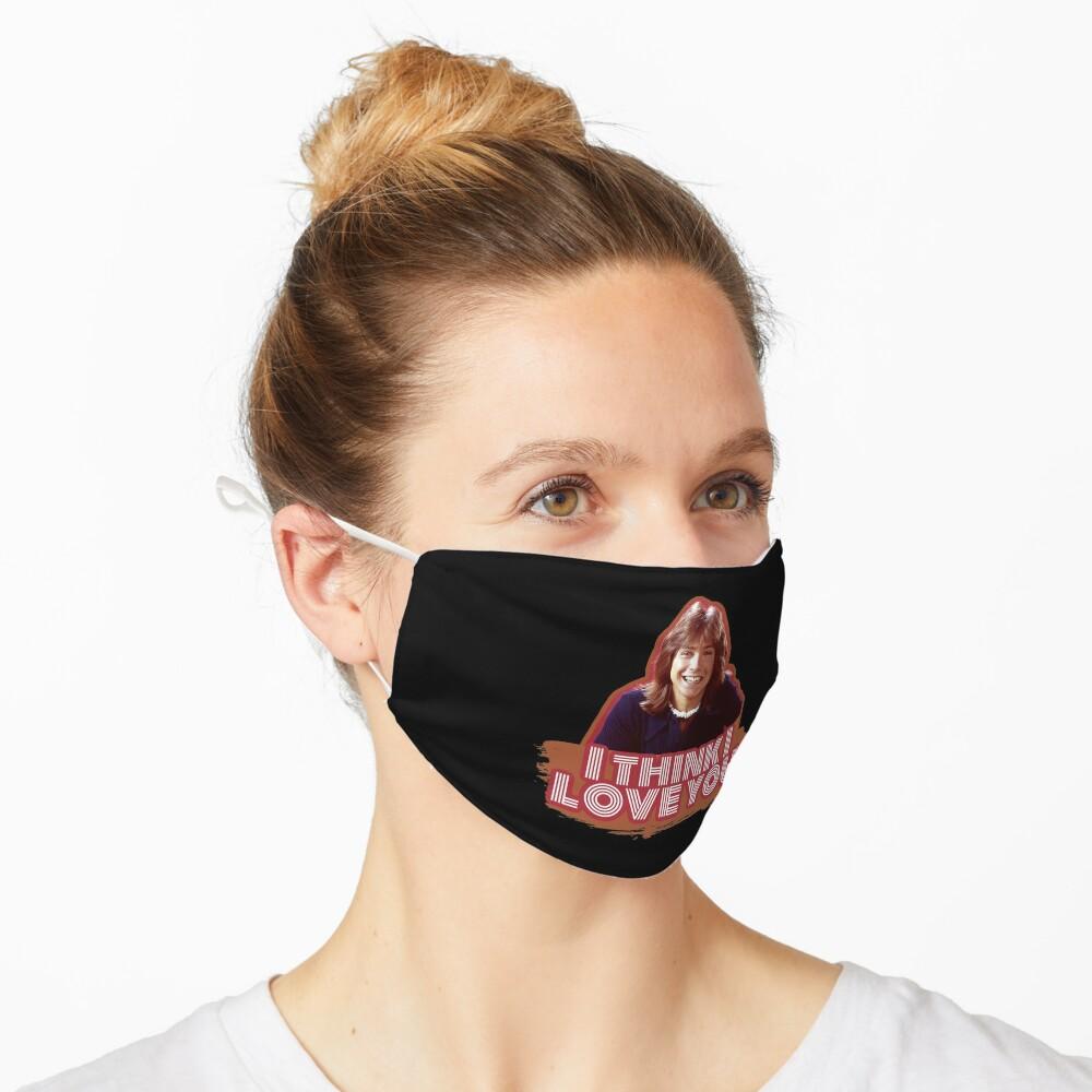 I Think I Love You Mask