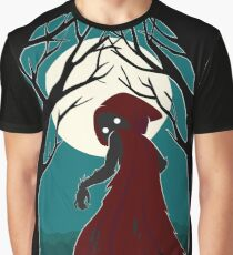 Red Riding Hood 2 Graphic T-Shirt