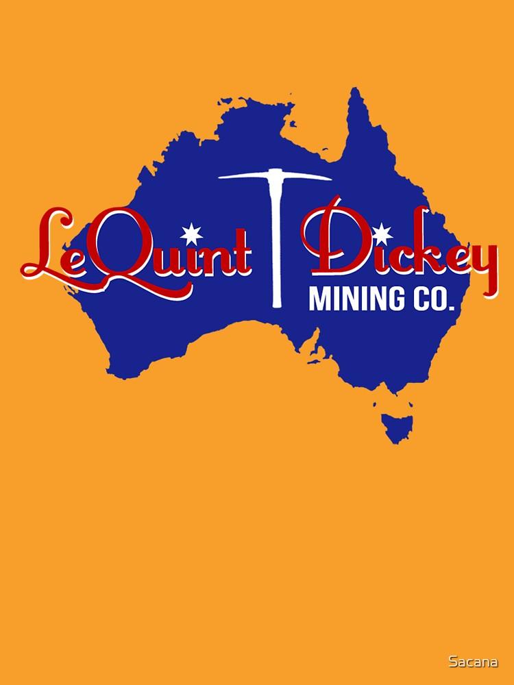 LeQuint Dickey Mining Co. | Unisex T-Shirt